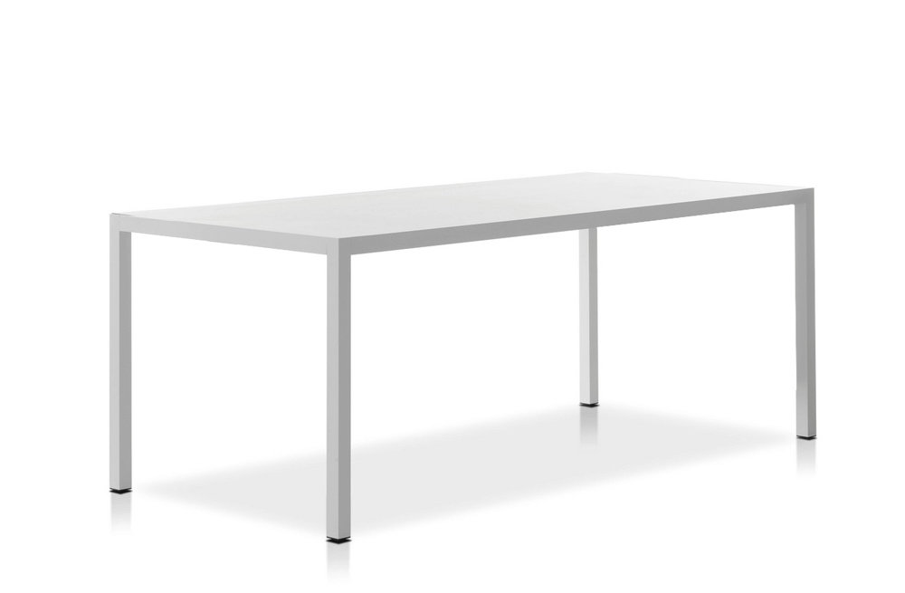 MDF Italia Table Tense - 150 x 400 cm - blanc
