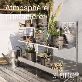 string Rangements modulables Outdoor